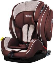 Детское автокресло WELLDON EF SideArmor ISO-FIX коричневый