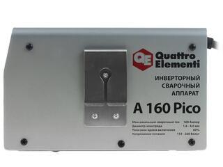 Сварочный аппарат Quattro Elementi A 160 Pico