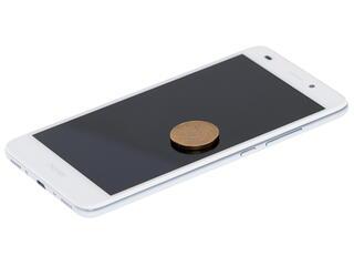 """5.2"""" Смартфон Huawei Honor 5C 16 Гб серебристый"""