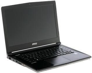 "14"" Ноутбук MSI GS40 Phantom 6QE-091XRU черный"