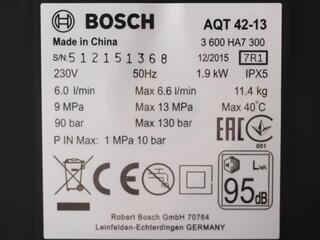 Минимойка Bosch AQT 42-13
