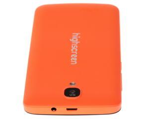 "4.5"" Смартфон Highscreen Easy F PRO 8 ГБ оранжевый"