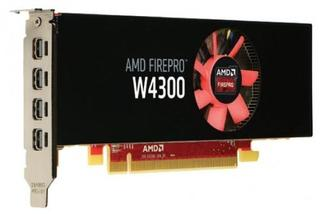 Видеокарта AMD FirePro W4300 [100-505973]