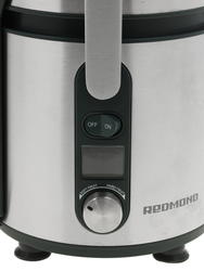 Соковыжималка Redmond RJ-M908 серебристый