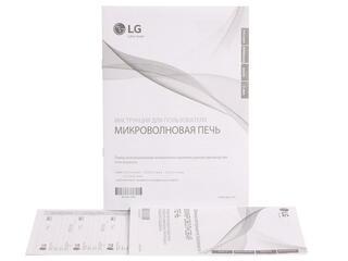 Микроволновая печь LG MS2042UY серебристый