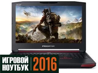 """15.6"""" Ноутбук Acer Predator 15 G9-592-78XZ черный"""