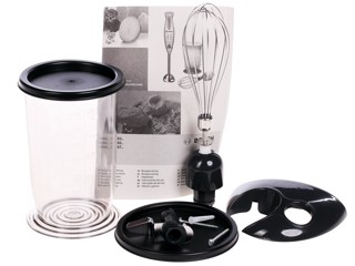 Блендер Bosch MSM 67PE черный