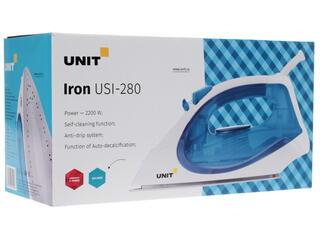 Утюг UNIT USI-280 синий