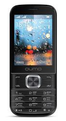 Сотовый телефон QUMO Push 280 Dual черный