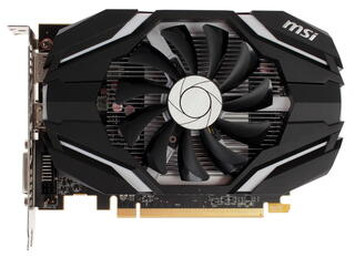 Видеокарта MSI AMD Radeon RX 460 OC [RX 460 2G OC]