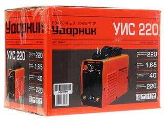 Сварочный аппарат Ударник УИС 220