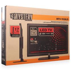 "19"" (48 см)  LED-телевизор Mystery MTV-1928LD черный"