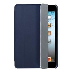 Чехол-подставка Ultra Cover PU и защитная пленка для Apple iPad mini, синий, Deppa