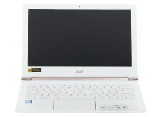 "13.3"" Ноутбук Acer Aspire S 13  S5-371-525A белый"