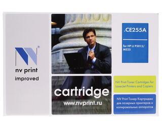 Картридж лазерный NV Print CE255A