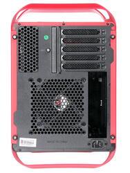 Корпус BitFenix Prodigy M красный