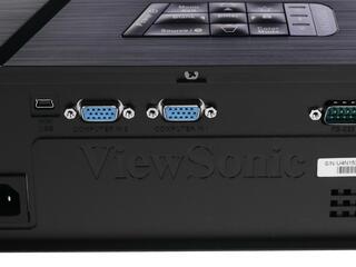 Проектор ViewSonic PJD5151 черный