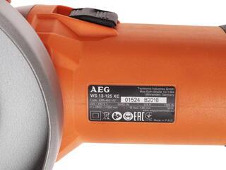 Углошлифовальная машина AEG WS13-125XE