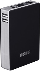 Портативный аккумулятор InterStep PB120002U черный