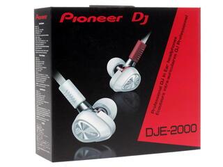 Наушники Pioneer DJE-2000