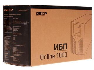 ИБП DEXP ONLINE 1000