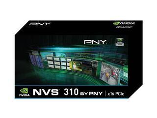Видеокарта PNY NVS 310 [VCNVS310DVI-PB]