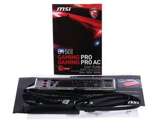 Материнская плата MSI B150I GAMING PRO