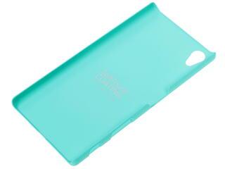 Накладка + защитная пленка  Deppa для смартфона Sony Xperia Z5