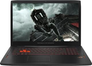 """17.3"""" Ноутбук ASUS ROG STRIX GL702VM-GC061T черный"""