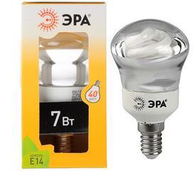 Лампа люминесцентная ЭРА R50-7-827-E14