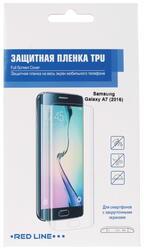 "5.7""  Пленка защитная для смартфона Samsung Galaxy A7"