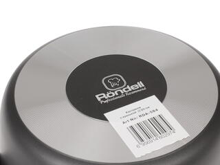 Кастрюля Rondell RDA-584 Marengo серый