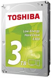 3 ТБ Жесткий диск Toshiba E300 [HDWA130EZSTA]