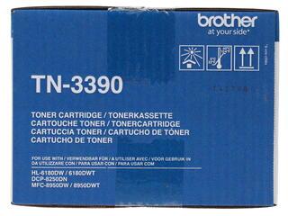 Картридж лазерный Brother TN-3390