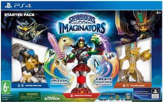 Игра для PS4 Skylanders Imaginators