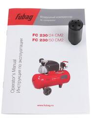 Компрессор Fubag FС 230/24 CM2