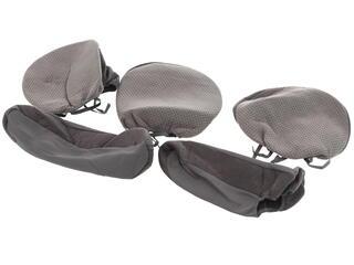 Чехлы на сиденье AUTOPROFI TRANSFORM MPV-002 серый