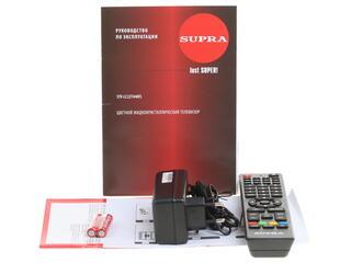 "22"" (55 см)  LED-телевизор Supra STV-LC22T440WL черный"