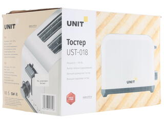 Тостер UNIT UST-018 бежевый