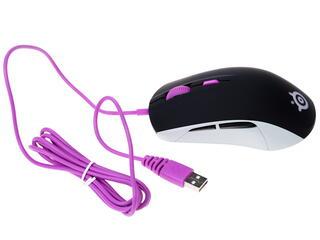 Мышь проводная SteelSeries 100 Sakura