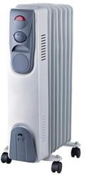 Масляный радиатор Oasis BT-10 серый
