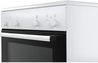 Электрическая плита BOSCH HCA 624220R белый