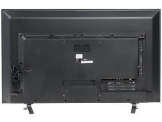 "40"" (102 см)  LED-телевизор DEXP F40C7100K серый"