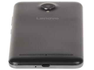 """5"""" Смартфон Lenovo Vibe C2 8 ГБ черный"""