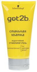 Гель для волос GOT2B Стальная хватка