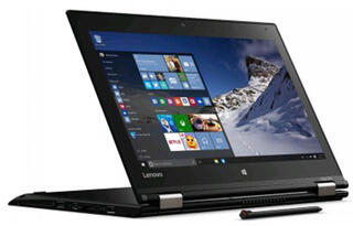 "12.5"" Ноутбук Lenovo ThinkPad Yoga 260 черный"