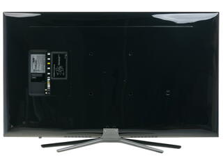 "55"" (139 см)  LED-телевизор Samsung UE55K6500 серебристый"