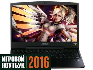 """14"""" Ноутбук Gigabyte Aorus X3 Plus черный"""
