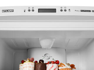 Холодильник с морозильником ATLANT ХМ 4423-000 N белый