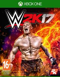 Игра для Xbox ONE WWE 2K17
